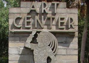 Maitland Art Center sign